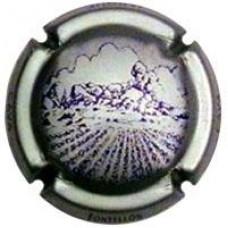 Fontellon X-49984 (Gris argentat)