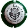 Lincon X-14597 V-0527 (Faldó verd fosc)
