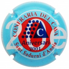 CONFRARIA DEL CAVA X-003478 (2001)
