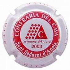 CONFRARIA DEL CAVA X-014659 (2003)