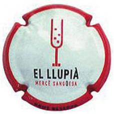 El Llupià X-112522 (Faldó vermell)