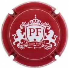 Peret-Fuster X-189726 (Vermell/grana)